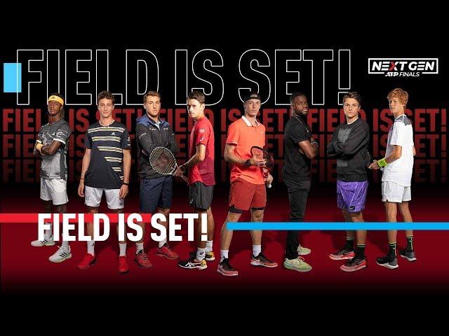 The Field Is Set | Next Gen ATP Finals | ATP