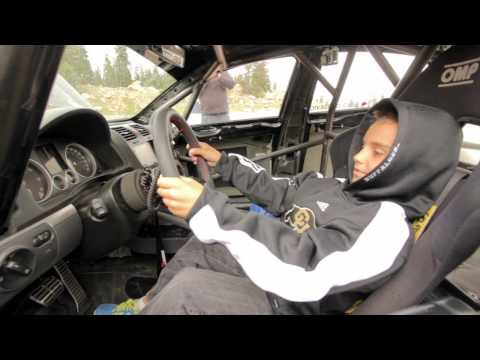 Shift VW Jetta: Pikes Peak 2014