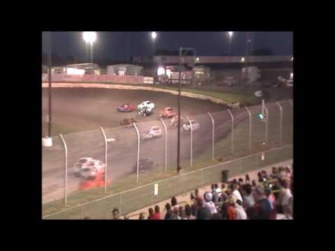 Eagle Raceway Sport Compact A Feature on 7-22-2017