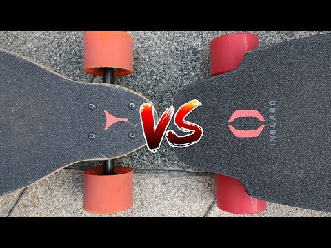 Thumbnail: Boosted Board vs Inboard!