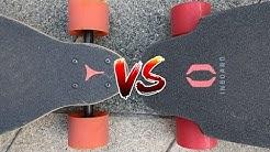 Boosted Board vs Inboard!
