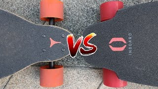 Boosted Board vs Inboard