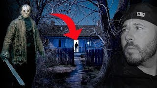 (CHASED OUT!!) JASON'S HAUNTED ABANDONED GHOST TOWN