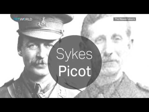 The Newsmakers: Sykes Picot: 100 Years On