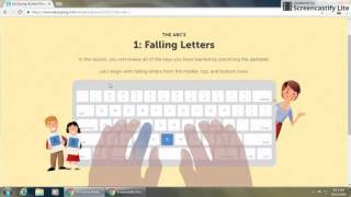 Typing lesson ~Part 1~