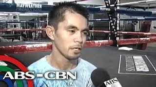 Z Gorres's boxing dream ends