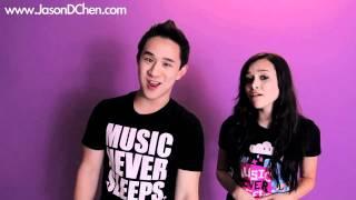 Gambar cover It Girl/It Boy - Jason Derulo (Cover) Jason Chen x Megan Nicole