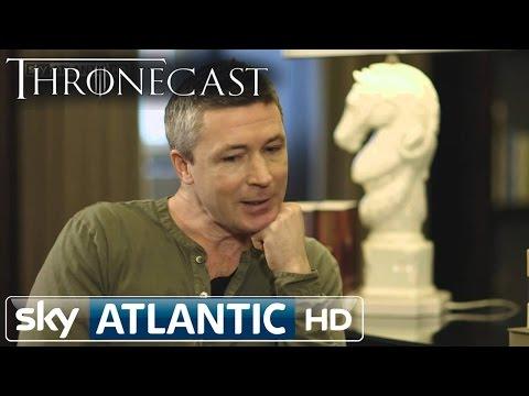 Aiden Gillen (Littlefinger) - Game Of Thrones Interview