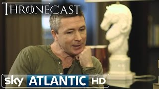Aiden Gillen (Littlefinger) - Game Of Thrones Interview