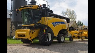 New Holland CX 5.80 | Nowy nabytek 2018 :)