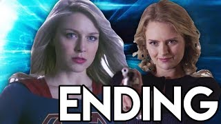 Lex & Eve Teschmacher! WTF Was That ENDING? - Supergirl 4x15 Review