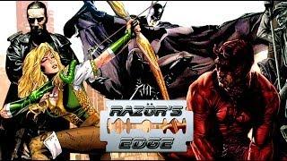 Top 5 Recommended Comics - Razör