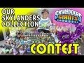 Our Skylanders Collection pt.1 + Purple Contest Lightning Rod (Giants & Spyros Adventure)