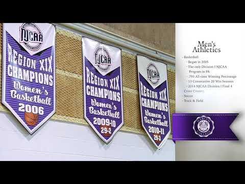 Harcum College - Athletics