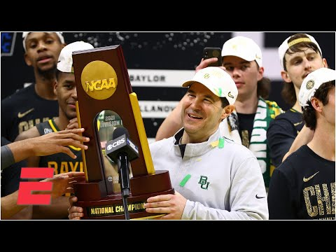 Baylor coach Scott Drew rebuilt the Bears from tragedy to a championship team | KJZ