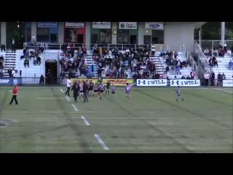 2014 IRB Americas Rugby Championship - Argentina Jaguars 41 - 14 USA Selects
