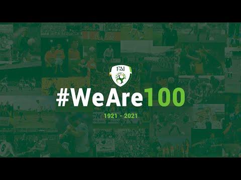 The Football Association of Ireland | #WeAre100