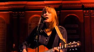 Beth Orton - Central Reservation (HD) - St George's Church, Brighton - 30.11.12