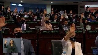 El Salvador   El Congreso destituye a los magistrados del Constitucional