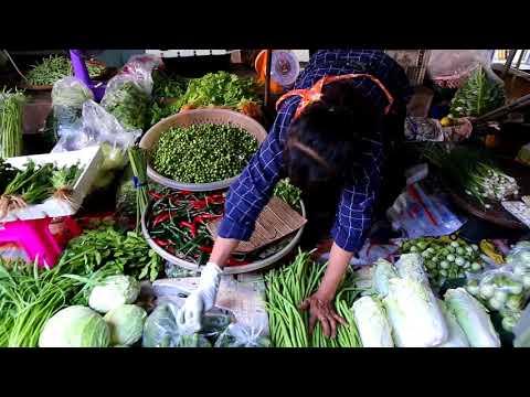 Maeklong Railway Market, near Bangkok, Thailand
