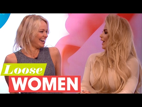 Pamela Anderson Would Still Do Playboy if She Was Asked | Loose Women