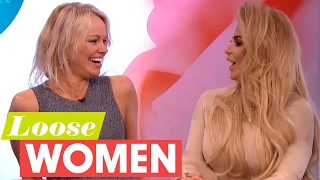 connectYoutube - Pamela Anderson Would Still Do Playboy if She Was Asked | Loose Women