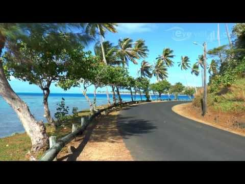 A video of Bora Bora home for sale in French Polynesia