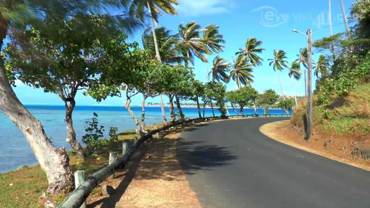 A Video Of Bora Bora Home For Sale In French Polynesia Youtube
