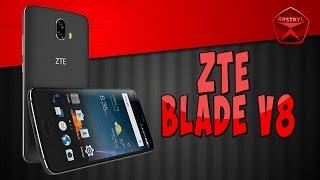 3D смартфон - ZTE Blade V8 / Арстайл /