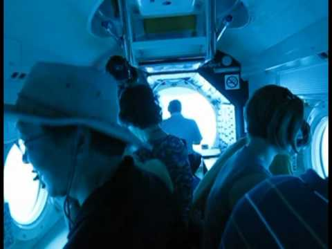 Atlantis Submarine Lahaina Maui Hawaii 1-11-11