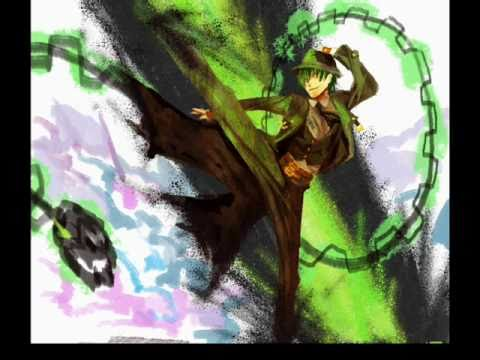 Blazblue CS1 Hazama Voices