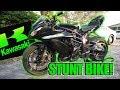 Custom 2015 ZX6R Stunt Bike - Details + Advice