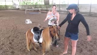 Bubba Doos First Pony Ride...