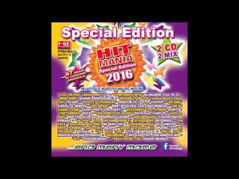 HIT MANIA SPECIAL EDITION 2016 - CD2 CLUB VERSION (COMPLETE CD)