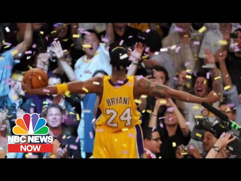 Nike Sells Out Of Kobe Bryant Products After Tragic Death   NBC News NOW