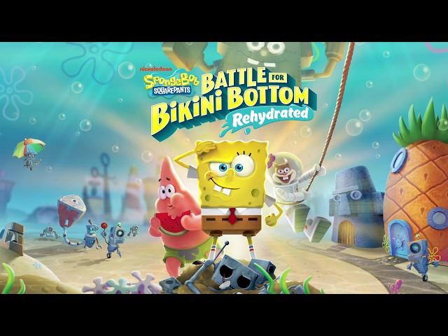 SpongeBob SquarePants: Battle for Bikini Bottom — Rehydrated (видео)