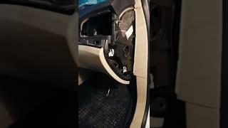 замена салонного фильтра на Ford Fusion 1.5