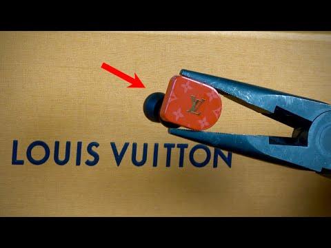 What's inside Louis Vuitton Headphones?