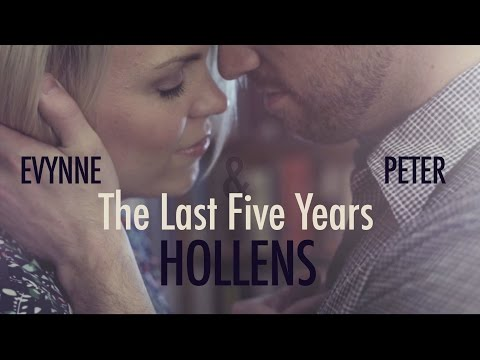 The Last Five Years Medley - Evynne Hollens Feat. Peter Hollens