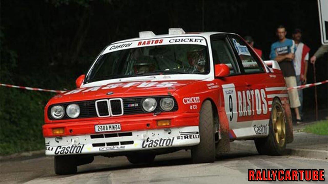 Bmw M3 E30 Rally Car Gruppo A Pure Engine Sound Youtube