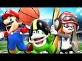 watch he video of SMG4: Stupid Mario Sports Mix
