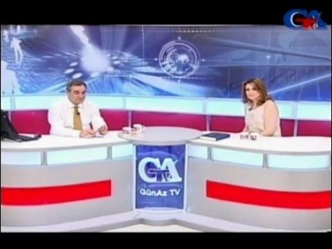 """GünazTv June.18.2014 Yalanlama: """"Türk dili zəif dildir, onu öyrənməyə dəyməz."""""""