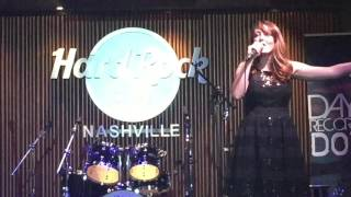 Tiffany Porter- 'Where I Need to Be' LIVE at the Hard Rock Cafe