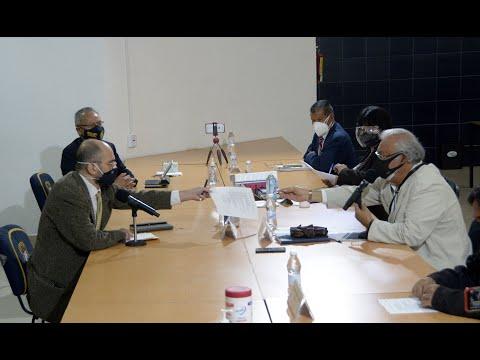 Instalan la Universidad Nacional y el STUNAM mesa para revisión salarial
