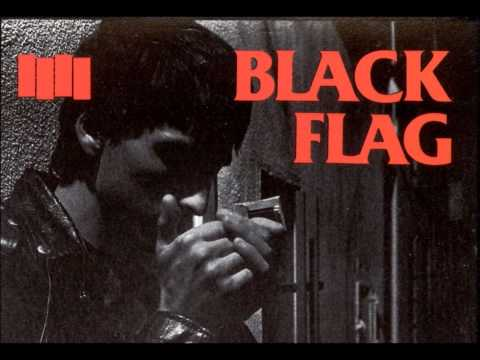 Black Flag - Clocked In (Dez Cadena Version)