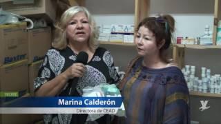 Disponible para la comunidad Banco de Medicamento gratuito: Lic Marina Calderón