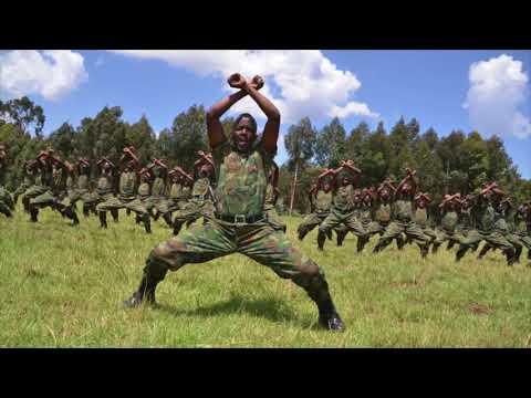 New Rwanda Defence Force Video