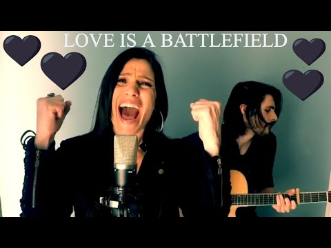 Rosa - Love is a Battlefield - Acoustic