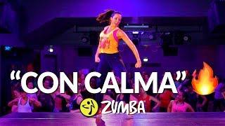 """CON CALMA"" - Daddy Yankee & Snow / Zumba® choreo by Alix"