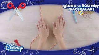 Bingo ve Roli'nin Maceraları | Kendin Çorap Yapabilirsin!